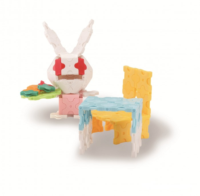 ����������� LaQ  Sweet Collection Bunny ������ (175 �������)