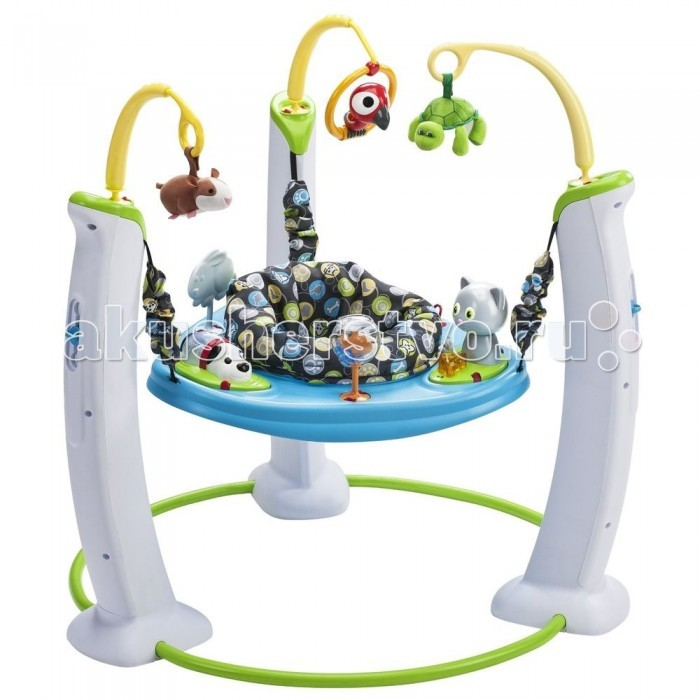 Игровые центры Evenflo ExerSaucer My First Pet