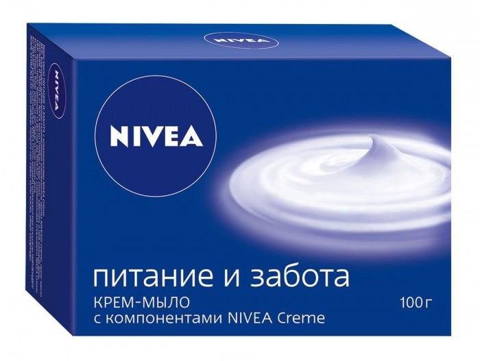 Nivea Крем-мыло Питание и забота 100 г