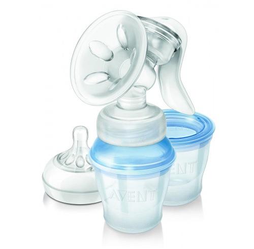 Молокоотсосы Philips-Avent Молокоотсос Natural SCF 330/12 ручной