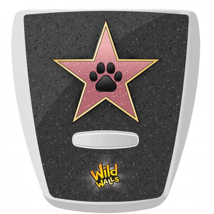 Uncle Milton Настенный проектор Звездный щенок In My RoomНастенный проектор Звездный щенок In My RoomИнтерактивный настенный проектор Звездный щенок.   Проектор с уникальными звуковыми и световыми эффектами.   Требуется 3 батарейки типа АА. Батарейки входят в комплект. Возраст: 5+<br>