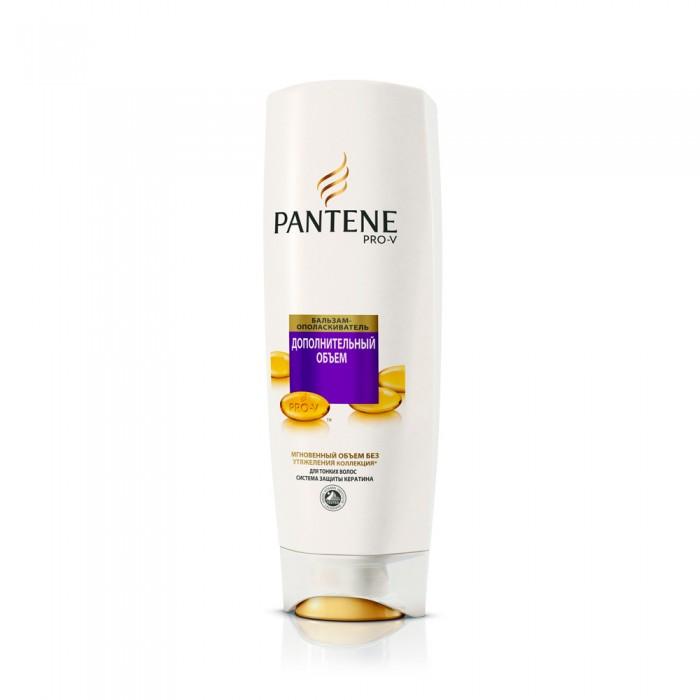 Pantene Бальзам-ополаскиватель Дополнительный объем для тонких волос 400 мл