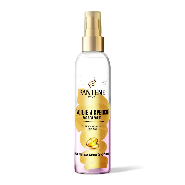 Pantene Спрей Мгновенное увеличение густоты волос для тонких и ослабленных волос 150 мл