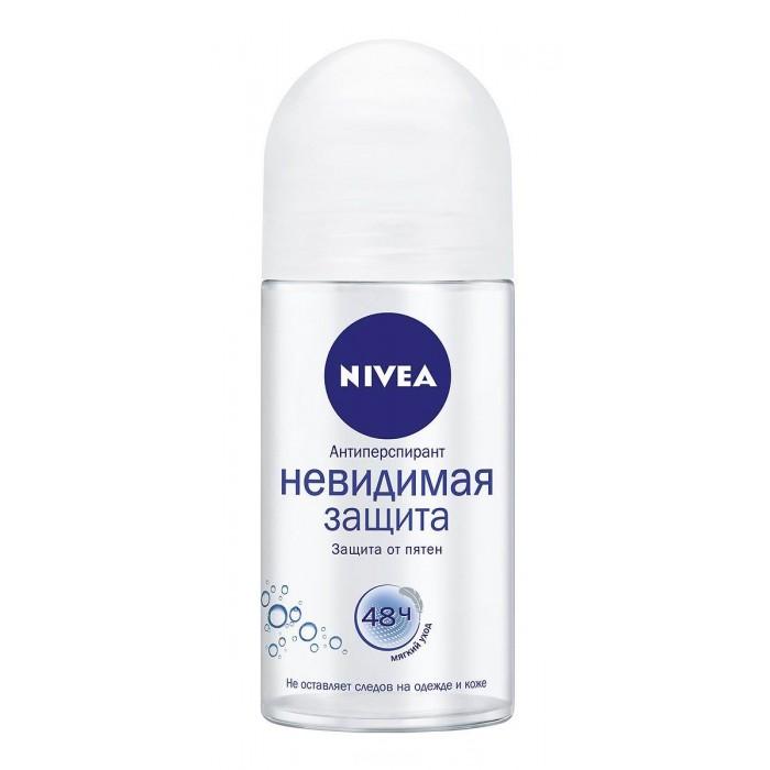 Nivea Дезодорант-антиперспирант шариковый Невидимая защита 50 мл