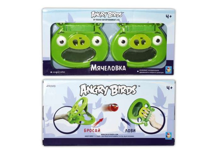 1 Toy ������� ����� Angry Birds ��������� ������ 20 ��