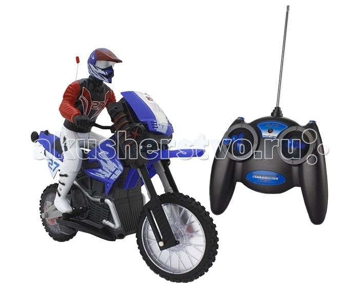 1 Toy Gyro-Moto Мотоцикл на радиоуправлении 1:10