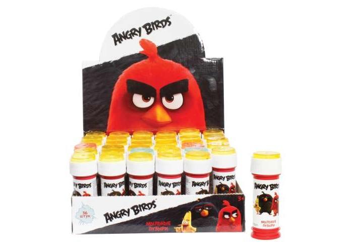 1 Toy Мыльные пузыри Angry Birds 50 мл