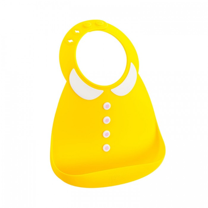 ��������� Make my day Baby Bib Peter Pan Collar