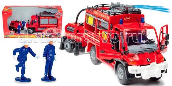 Dickie Пожарная машина с фигурками 34 см