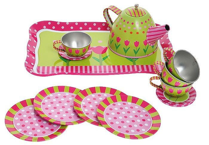 1 Toy Я сама Чайный сервиз 14 предметов