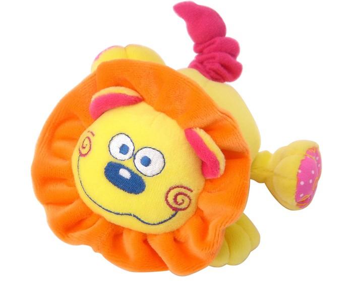 Мягкая игрушка Мир детства ЛьвенокЛьвенокПрекрасная развивающая игрушка Львенок с функцией вибрации понравится Вашему малышку и звуковым сопровождением, которое вызовет у малыша ответную эмоциональную реакцию.  Игрушка покрыта нежной велюровой тканью ярких цветов.  Рекомендуемый возраст: от 6 месяцев<br>