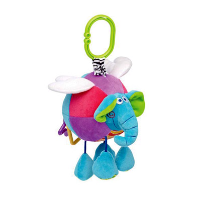 Подвесные игрушки Мир детства Сказочный слоник