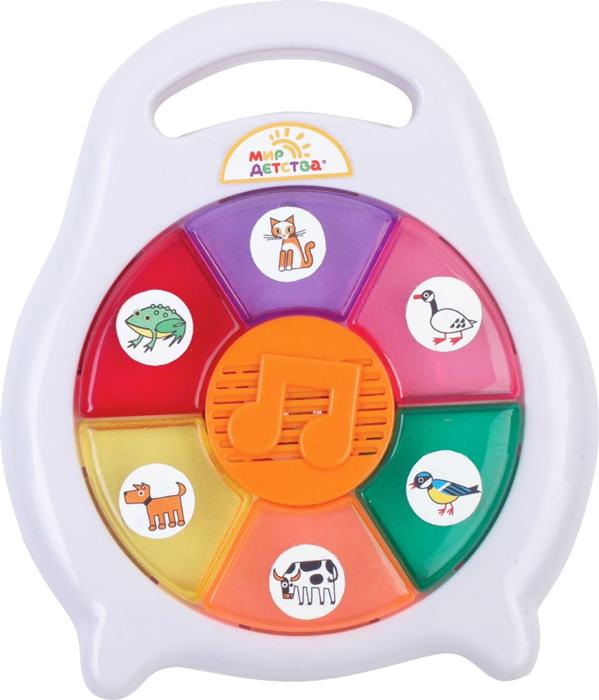 Электронные игрушки Мир детства Песенки животных