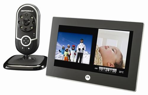 Видеоняни Motorola с фоторамкой MFV 700 7'