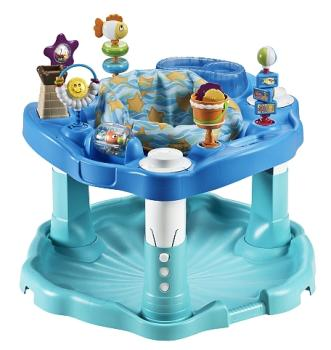 Игровые центры Evenflo ExerSaucer Beach Baby