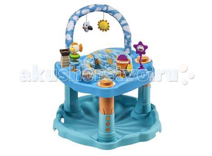 Игровые центры Evenflo ExerSaucer Day At The Beach