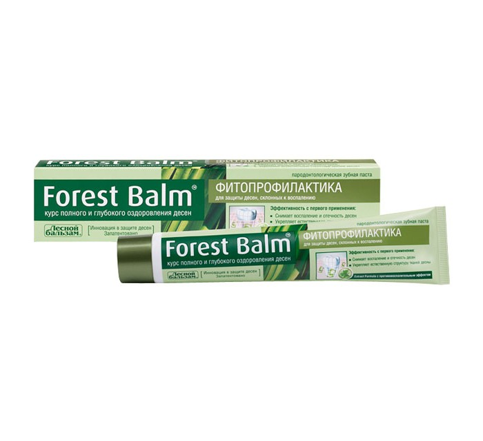 ������ ������� ������ ����� ���������������� Forest Balm ���� ������� � �������������� ��� ���� 75 ��