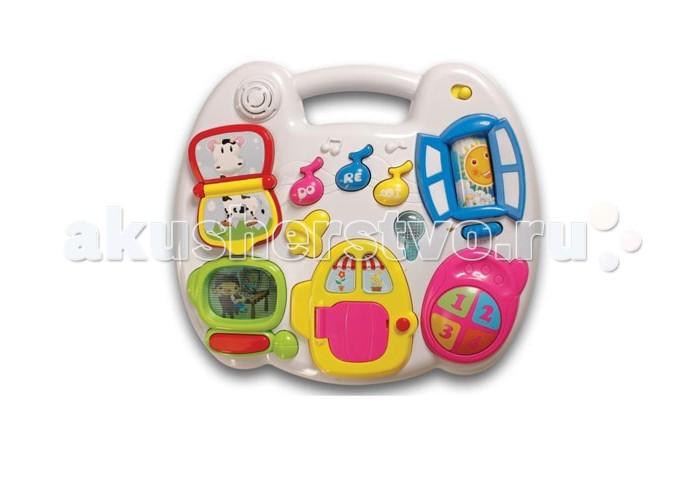 Электронные игрушки Bebelino Обучающая панель Окно в мир