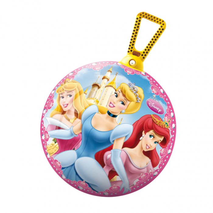 Мячи и прыгуны Mondo Мяч-попрыгунчик Принцессы 45 см