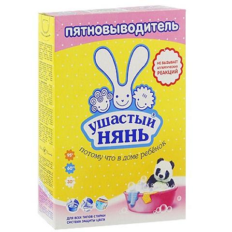 Ушастый нянь Порошок-пятновыводитель для детского белья 500 г