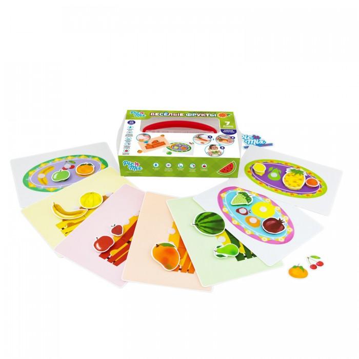 Развивающая игрушка Pic`n Mix Игра настольная развивающая Веселые фрукты