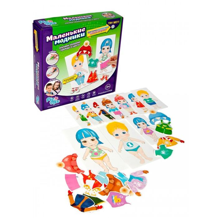 Развивающая игрушка Pic`n Mix Игра настольная развивающая Маленькие модники