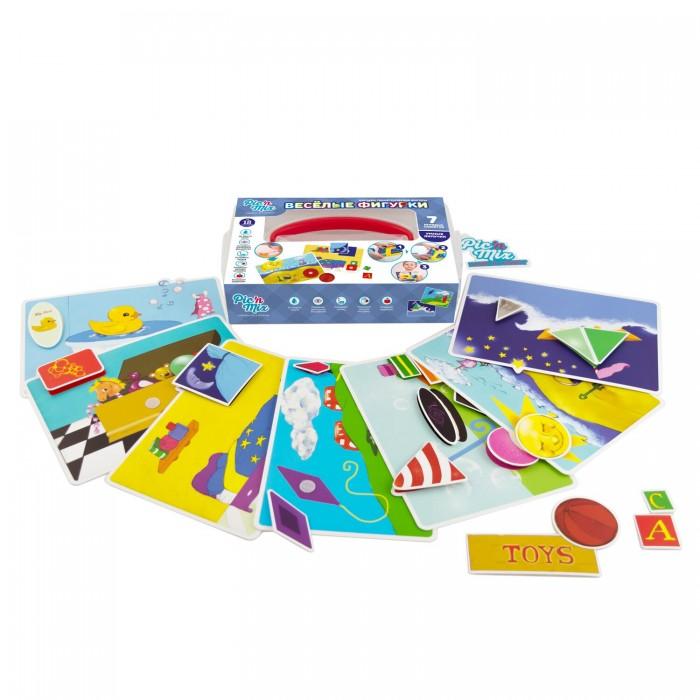Развивающая игрушка Pic`n Mix Игра настольная развивающая Веселые фигурки