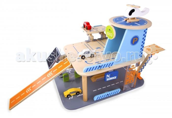 Classic World Парковка создай свой собственный гаражПарковка создай свой собственный гаражПарковка создай свой собственный гараж   Набор Создай свой собственный Гараж увлечет маленького героя игрой в создание и управление своего собственного гаража с автосервисом и  вертолетной площадкой. В комплекте - 3 машинки и вертолет.   1. Игрушка является полноценной игровой площадкой, позволяющей воссоздавать ситуации из различных областей работы современных гаражей.  2. Кроме того, ребенок может устраивать настоящие гонки и погони – крутые спуски с каждого уровня парковки способны придать машинке хорошее ускорение.   3. Подобные игровые площадки  создают идеальные условия для различных игровых ситуаций как для одного ребенка, так и для нескольких детей.   4. Все это способствует социализации ребенка, активизирует его фантазию и воображение, а также учит правильно организовывать пространство.<br>