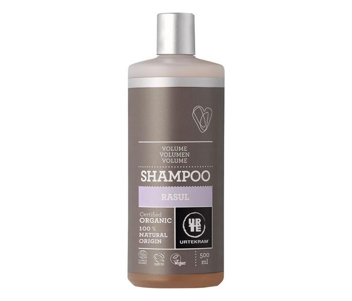 Urtekram Шампунь-объем для жирных волос с вулканической глиной Рассул 500 млШампунь-объем для жирных волос с вулканической глиной Рассул 500 млШампунь-объем для жирных волос с вулканической глиной Рассул 500 мл - органический шампунь-объем для жирных волос. Много веков африканцы используют для мытья волос мыло из глины.  Африканская вулканическая глина Рассул с алоэ вера, растительным глицерином и мятой прекрасно ухаживает за волосами склонными к жирности. Ваши волосы будут сверкать чистотой!  Сертифицировано ECOCERT Greenlife в соответствии с COSMOS ORGANIC.  100% натуральных компонентов.<br>
