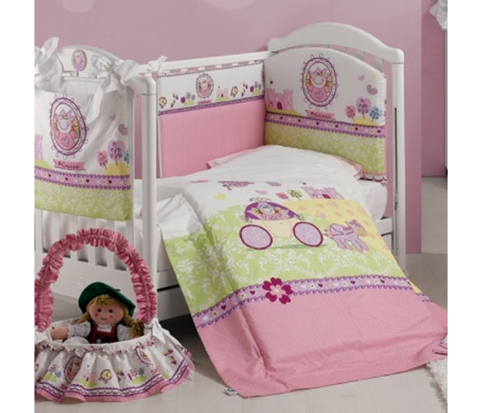 Комплекты для кроваток Roman Baby Principessa (5 предметов)