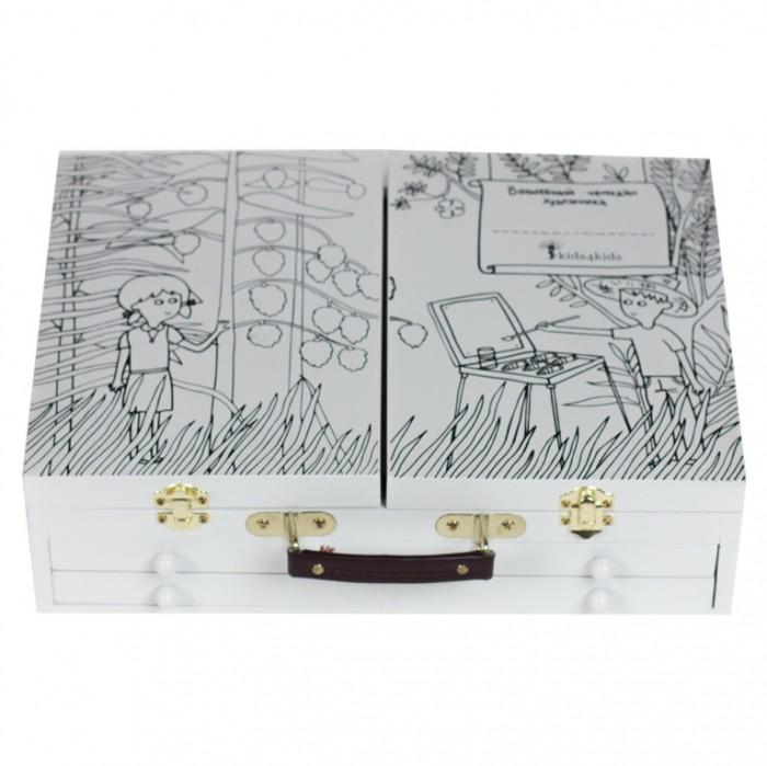 Kids4kids Набор для творчества Волшебный чемодан художника