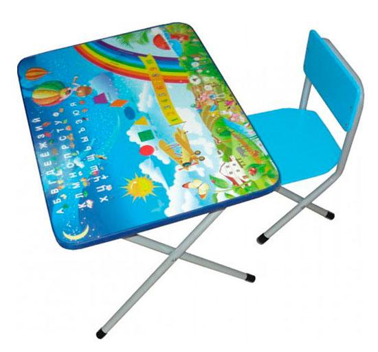 Столы и стулья Фея Комплект детской мебели Досуг №1