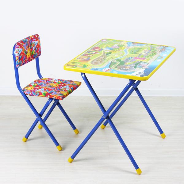 Столы и стулья Фея Комплект детской мебели Досуг №2
