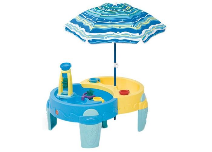 Песочницы Step 2 Оазис столик для игр с песком и водой
