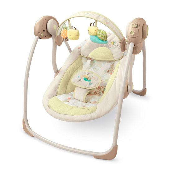 Кресла-качалки, шезлонги Bright Starts Кресло-качалка Забота и нежность 6909