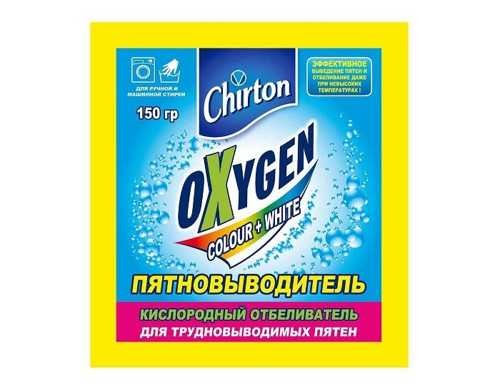 Chirton ����������� ������������-��������������� Oxygen Color+White 150 �