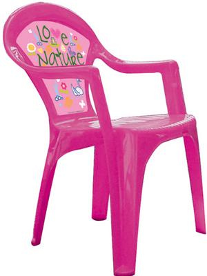 Пластиковая мебель Grand Soleil Стул Barbie