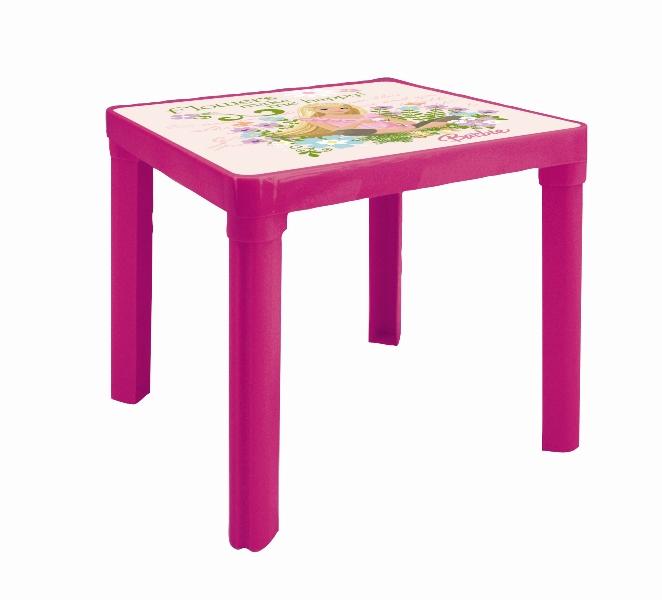 Пластиковая мебель Grand Soleil Стол серии Barbie