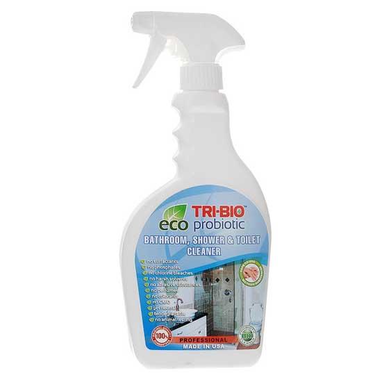 Моющие средства Tri-Bio Биосредство для ванных комнат и туалетов 420 мл