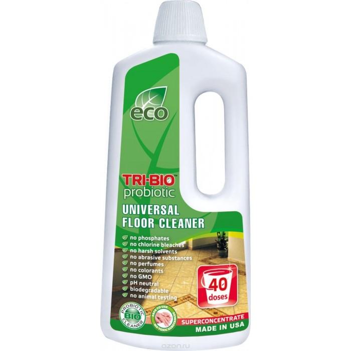 Моющие средства Tri-Bio Биосредство для мытья полов 940 мл