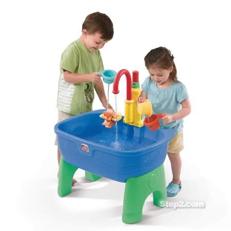 Игровые столики Step 2 Мойдодыр - столик для игр с водой