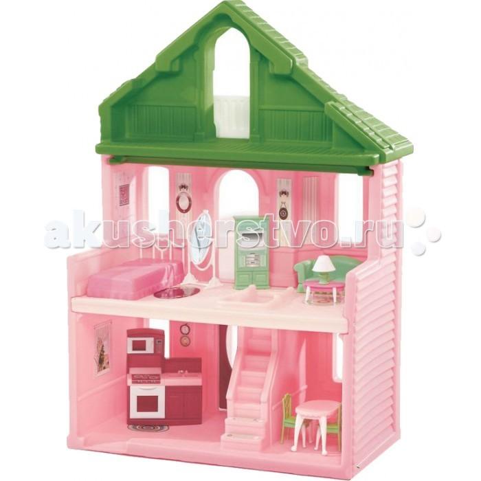 Кукольные домики Step 2 3-х этажный