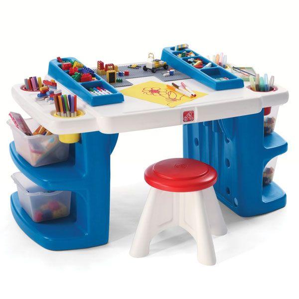 Игровые столики Step 2 Создатель столик для творчества