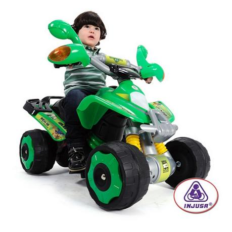 Электромобили Injusa Quad Mantis Ben 10