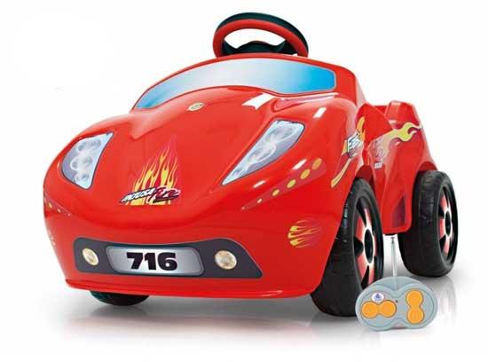 Электромобили Injusa Car Fire с пультом управления