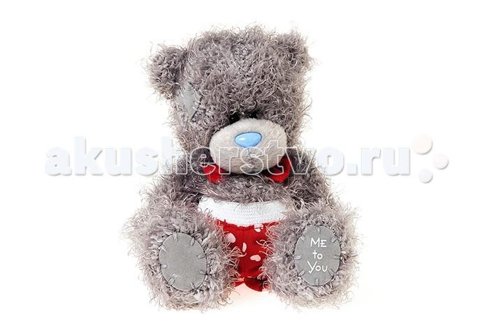 Мягкая игрушка Me to You Мишка Тедди в шортах 13 смМишка Тедди в шортах 13 смMe to You Мишка Тедди в шортах 13 см  Мишка Тедди в шортиках и с бабочкой 13 см из коллекции Me to You - это восхитительная игрушка, которую можно подарить не только ребенку, но и своей второй половинке, которой, несомненно, понравится этот очаровательный малыш. Игрушка изготовлена из приятных на ощупь материалов и радует глаз качеством исполнения.  Размер игрушки: 13 см<br>