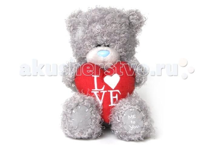 Мягкая игрушка Me to You Мишка Тедди с сердцем 13 см G01W3811Мишка Тедди с сердцем 13 см G01W3811Me to You Мишка Тедди с сердцем 13 см G01W3811  Мишка Тедди с сердцем LOVE 13 см из коллекции Me to You - это восхитительная игрушка, которую можно подарить не только ребенку, но и своей второй половинке, которой, несомненно, понравится этот очаровательный малыш, держащий в своих мягких лапках признание в любви от чистого сердца. Игрушка изготовлена из приятных на ощупь материалов и радует глаз качеством исполнения.  Размер игрушки: 13 см<br>