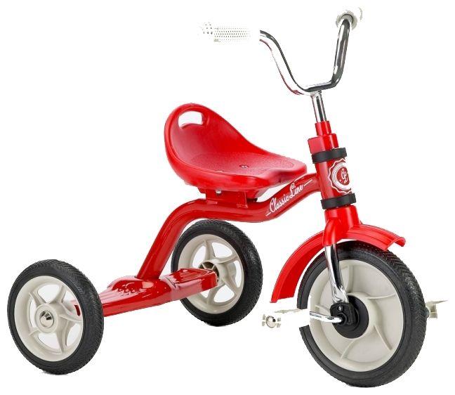 Велосипед трехколесный ITALTRIKE TOURING, CLASSIC LINE Производитель: Италия Для детей 2-5 лет Габариты: 680х580х525...