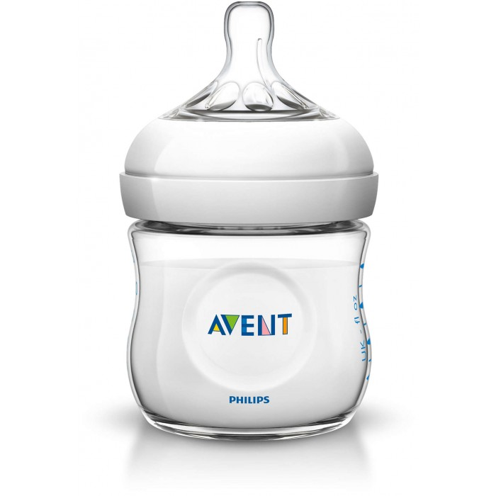 Бутылочка Philips-Avent Natural SCF690/17 125 мл