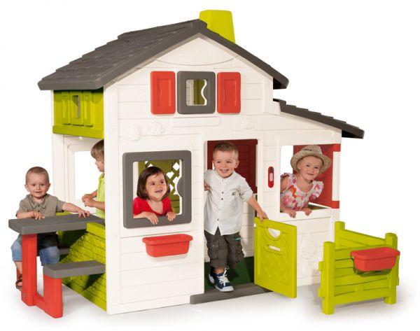 Игровой домик Smoby для друзей
